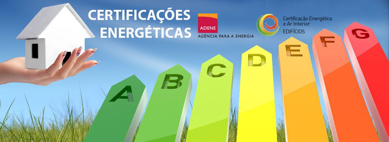 Certificações Energéticas