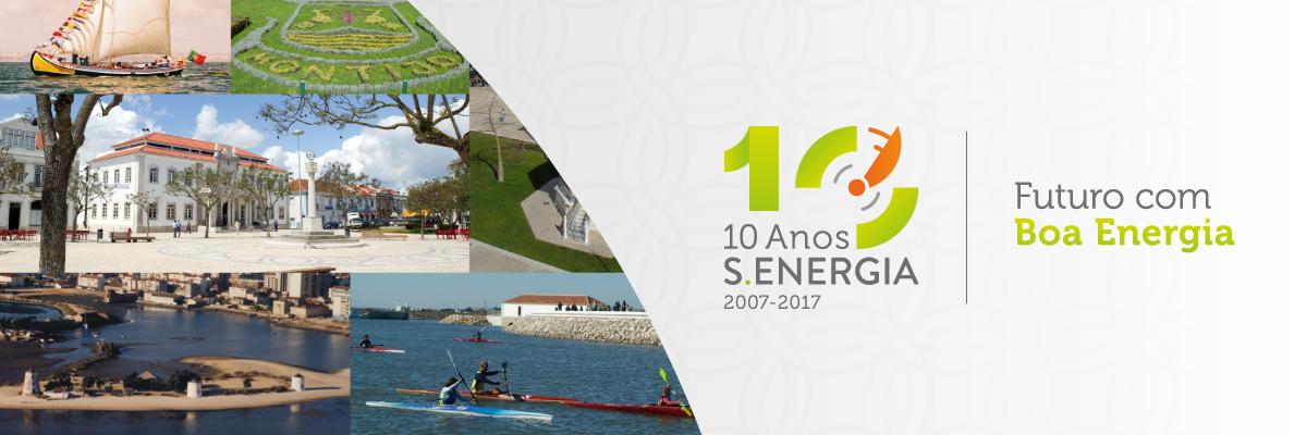 10 anos de S.energia