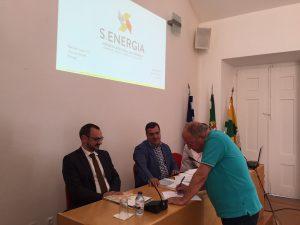 Alteração de Estatutos S:ENERGIA – Regresso do concelho de Alcochete