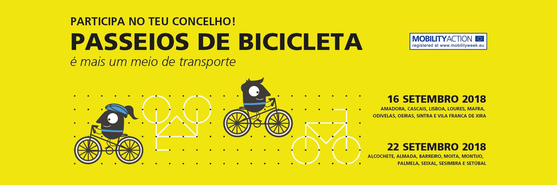 Ações de Sensibilização no Dia Europeu Sem Carros
